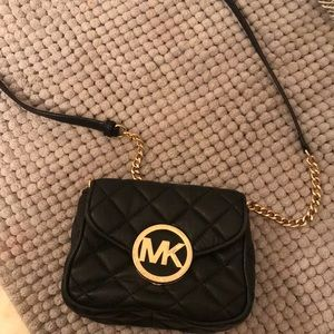 Michael Kors Quilted Cross Body